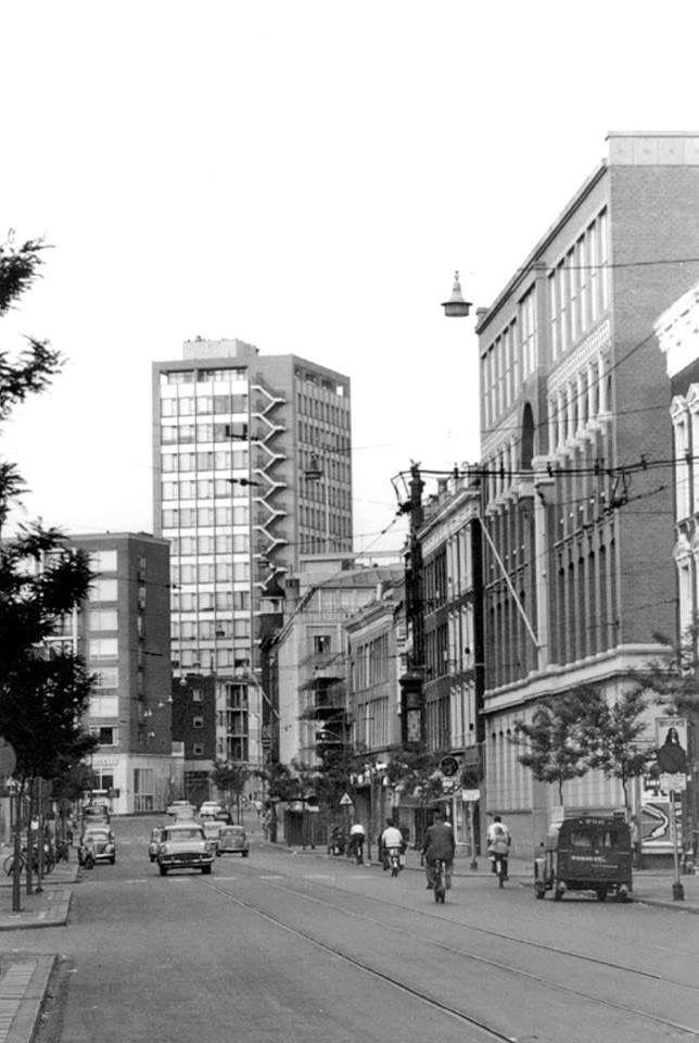Witte de Withstraat, 1961.