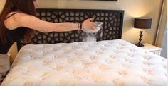 O sono é muito importante. Mas as pessoas se esquecem de cuidar do colchão delas. Até que elas se importam com a qualidade do material, com questões ligadas ao conforto. Mas se esquecem de um item muito importante: a limpeza.