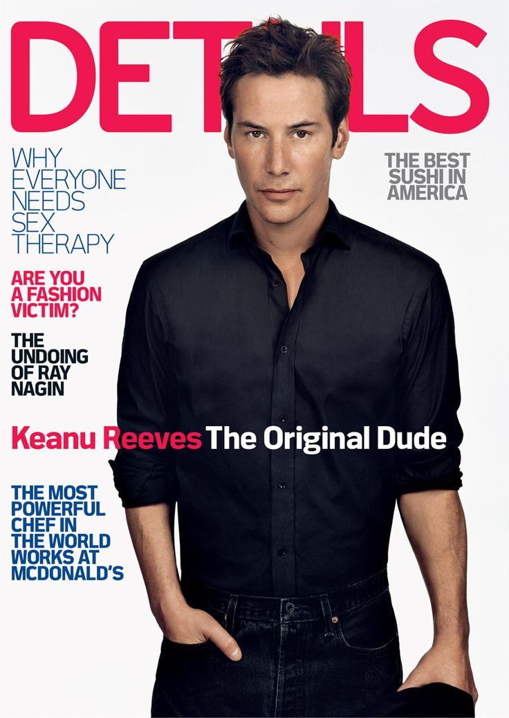 Keanu - he is stunning, why did they have to go and photoshop him all weird looking
