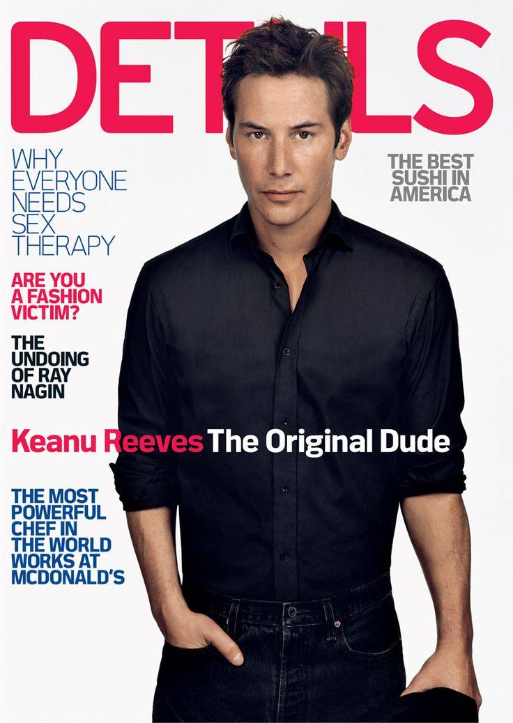 keanu: Eye Candy, Favorite Actor, Kenau Reeves, Reeves Magazines, Keanu Mi, Reeves Sweet, Magazines Covers, Details Magazines, Keanu Reeves