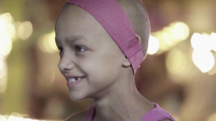 Linda Campanha para apoiar as crianças com câncer!