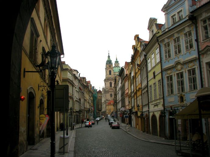 The cobblestone streets of Prague - Things to Do in Prague - The Trusted Traveller