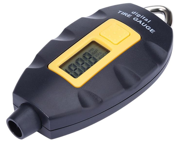 Mini WF - 152 Car Digital Tire Pressure Gauge LCD PSI KPA BAR Manometer Electronic Tyre Tester Vacuum Diagnostic ToolsTool