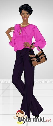 Elegancja // http://www.ubieranki.eu/ubieranki/10362/podroz-do-rio.html