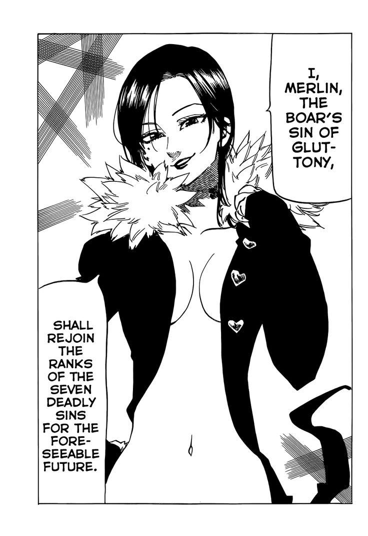 Read manga Nanatsu no Taizai 101: The Power of Love online in high quality