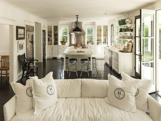 17 Best Ideas About Kitchen Family Rooms On Pinterest Kitchen Open To Livin