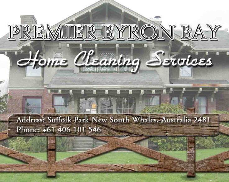 Premier Byron Bay Holiday Cleaning Service: