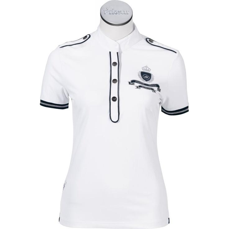 Turniershirt. Für Damen, Pikeur - Hemden & Blusen - Reitsport Online Shop - Pferdesporthaus Loesdau