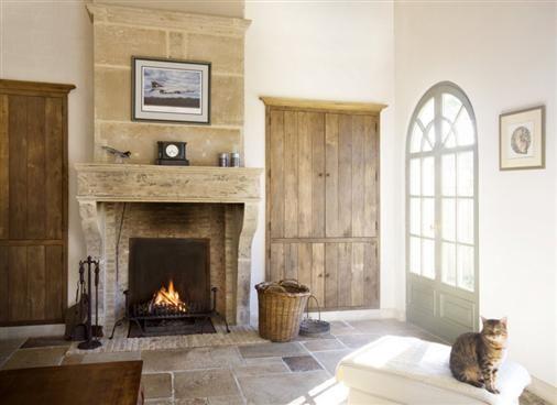 the doorslibraryfireplace and floor - Home Fireplace Designs