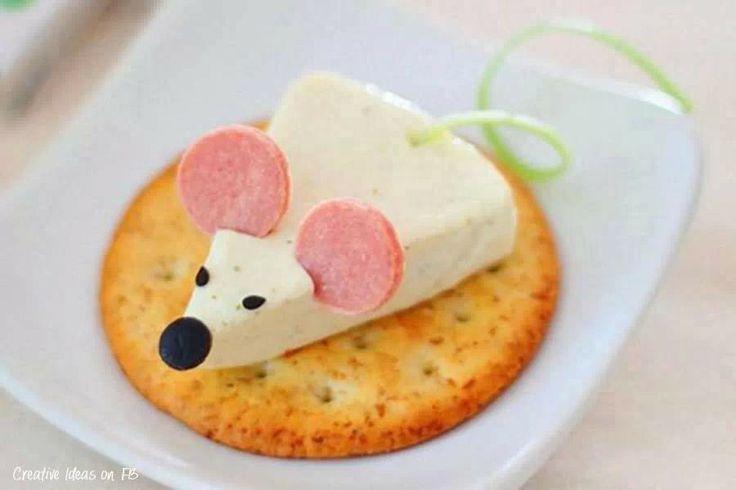Un topo formaggioso