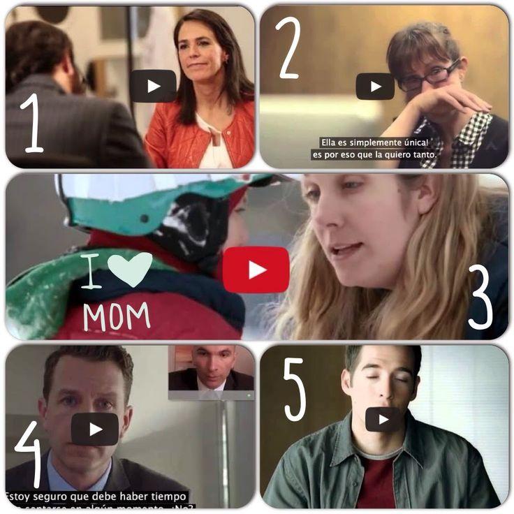 5 Vídeos Para Celebrar El Día De La Madre Videos Pelicula Documental Ayuda Para Maestros