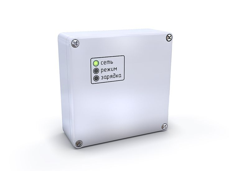 3d rendering of the control unit of an electronic lock system. #3dmodel   #rendering #render #cg #vray #electronics #visualization