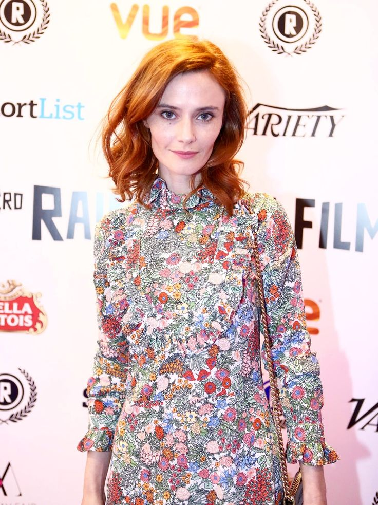 Rebecca Calder - Premiere of Love Me Do, 23rd Raindance Film Festival at Vue Cinema, Piccadilly London.