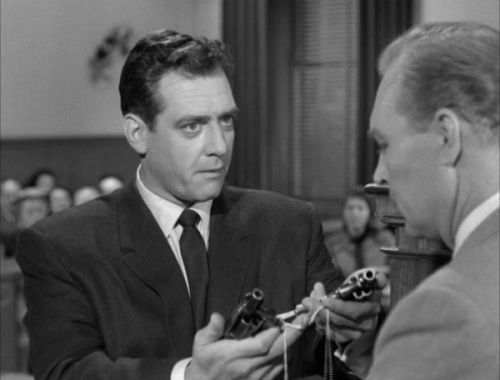 Perry Mason is a fictional character, a defense attorney ... Raymond Burr Movies
