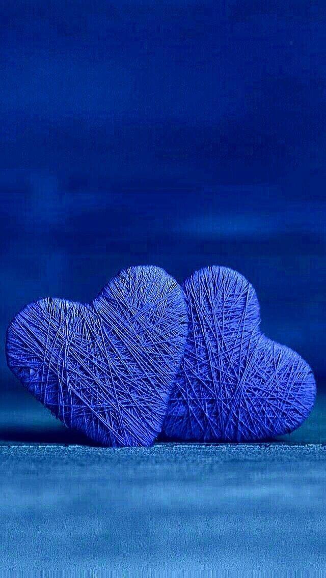 Pin By Ysabel Ysabelita On Corazones Blue Aesthetic Blue Wallpapers Feeling Blue Blue wallpaper of love