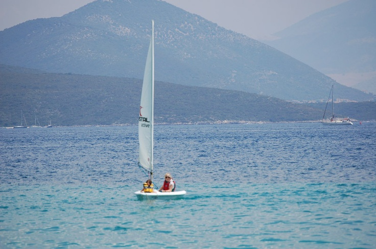 Sailing a Pico