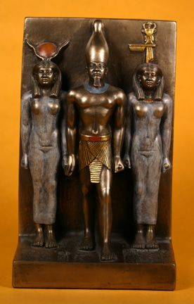 Rarely find info on Min as a Pharaoh, only as a god. The Architecture and Art of Egypt (Kemet): The Etching and Encryption of Dynasties I to IV