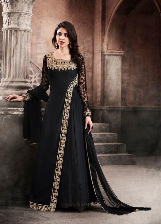 Black Designer Dresses