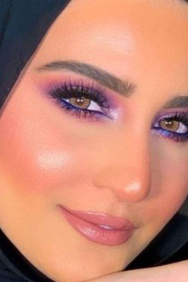 أفضل ظلال جفون من أشهر العلامات التجارية لمكياج مثالي Makeup Eye Looks Beauty Makeup Eye Makeup