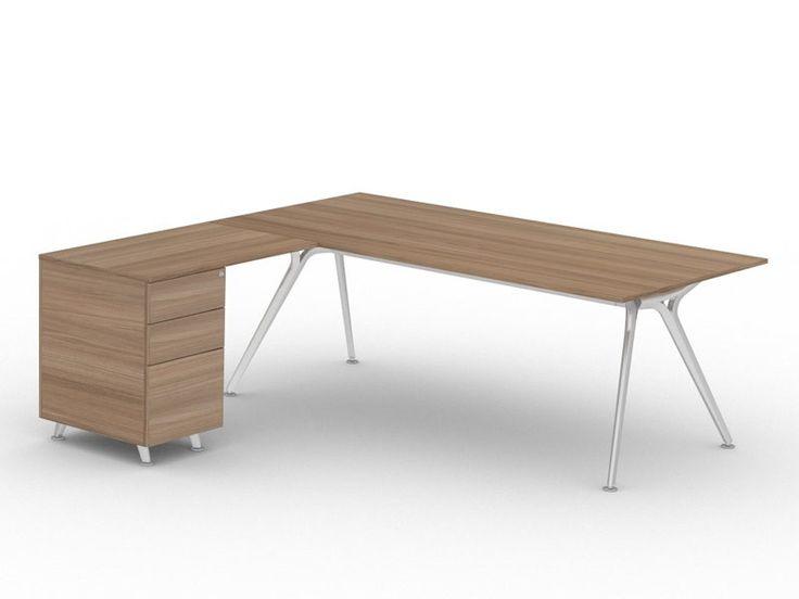 Buro Schreibtisch Partner. die besten 25+ moderner ...