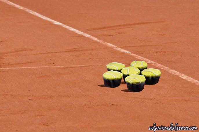"""Palline da Tennis al cioccolato - Nome d'arte: """"Tennis Balls""""  Ritrova la ricetta qui: http://www.colazionedafrenca.com/ricette/palline-da-tennis-al-cioccolato/"""