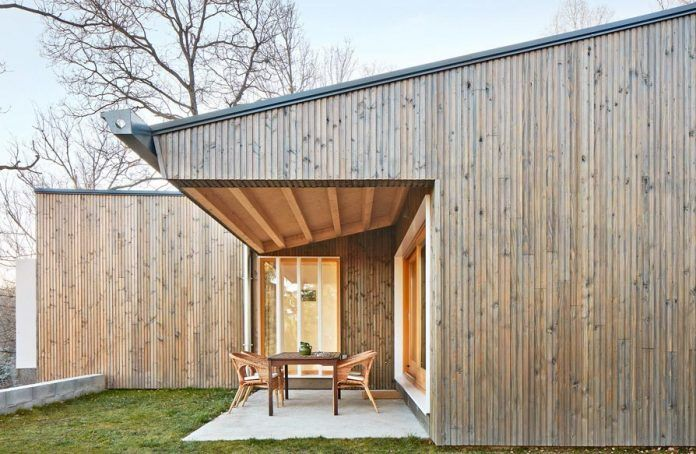 Font Rubi Cottage designed as summer house in the Pyrenees by Marc Mogas & Jordi Roig - CAANdesign   Architecture and home design blog