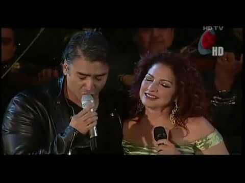 Gloria Estefan & Alejandro Fernandez - En el Jardín (Jalisco En Vivo ...