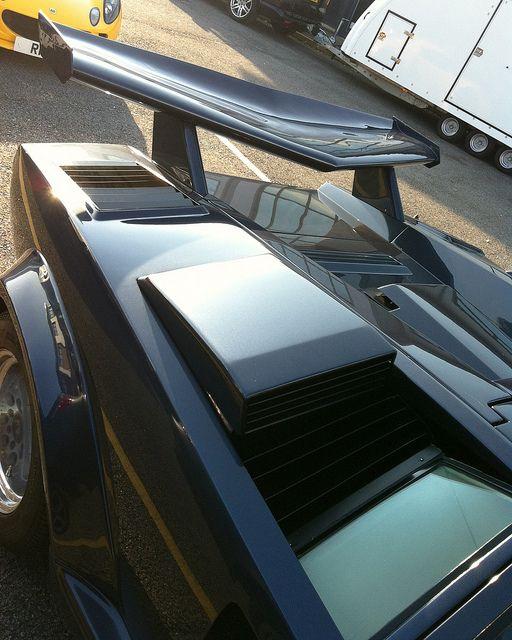 Best 192 Lamborghini Countach Images On Pinterest