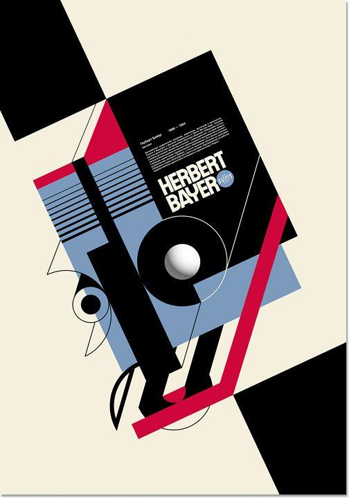 Sphère du design. Herbert Bayer