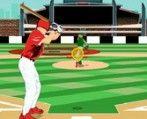 Beyzbol Ligi oyunumuza hoşgeldiniz. START tuşuna basarak oyunumuza başlıyoruz.. Oyunumu da topun nereye geleceğini yuvarlak içinde gösterilmektedir siz sadece zamanı ayarlayarak en iyi vuruşlarınızı yapacaksınız. iyi eğlenceler dileriz..