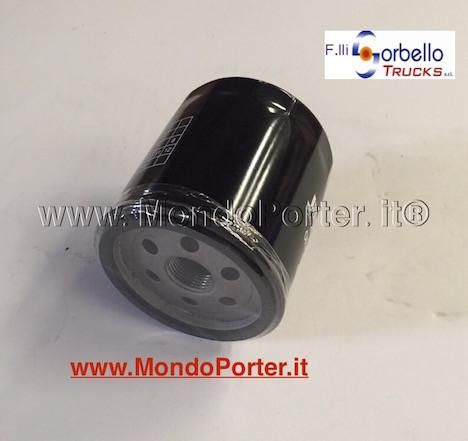 Filtro Olio  Piaggio Porter 1.4 Diesel / 1.2 Diesel - Mondo Porter