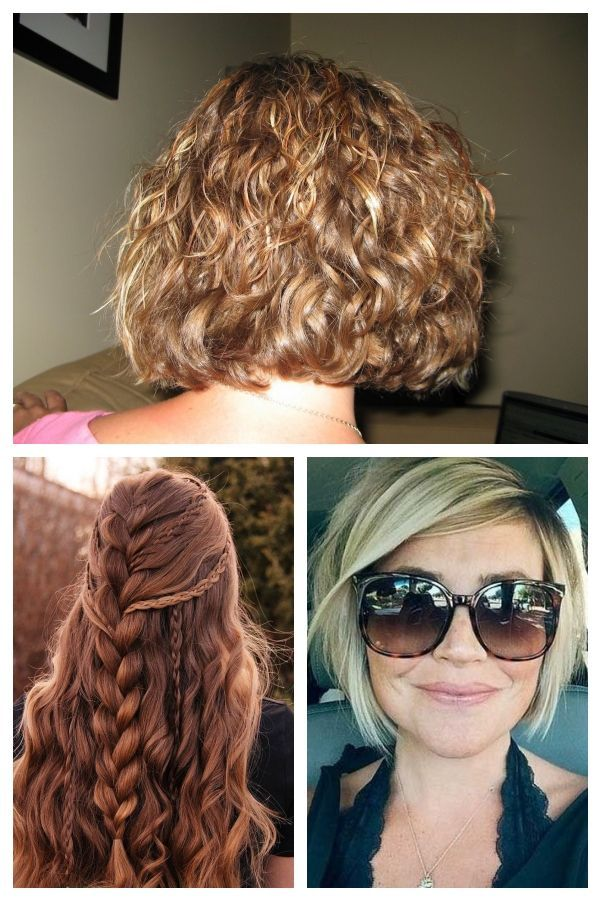 Perms For Thin Hair Elegant Short Fine Hair Body Wave Perms Before And After Per Frisuren Short Hairstyles Fine Permed Hairstyles Hairstyles For Thin Hair