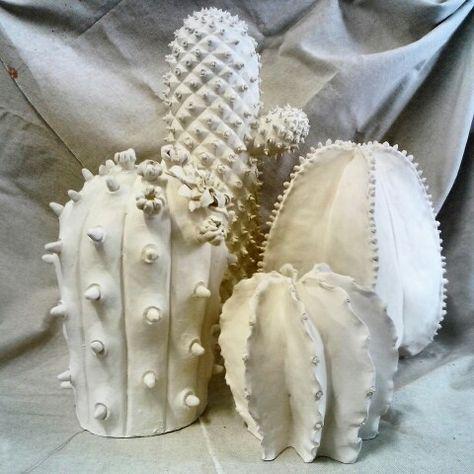 Cactus ceramic 04321 of artstudiomisoul www.misoulart.it