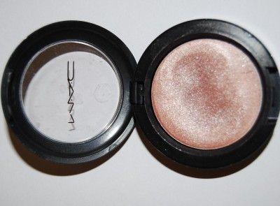 Shell Cream Colour Base from MAC (all time fav cream highlighter for highlighted cheekbones!)