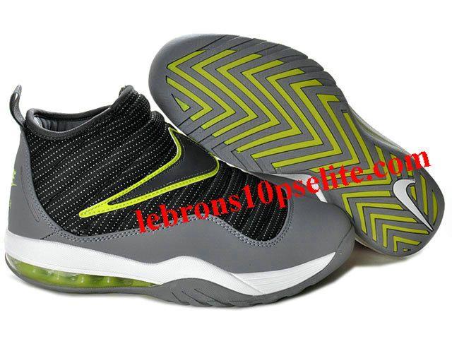 Nike Air Max Shake Evolve Rodmans Reborn Black/Gray/Green | Dennis Rodman  Shoes | Pinterest | Gray green and Dennis rodman