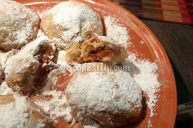 Ονειρεμένα μηλοπιτάκια ακόμα και γι΄αυτούς που δεν νηστεύουν!