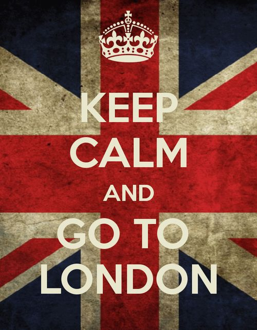 Go to london <3