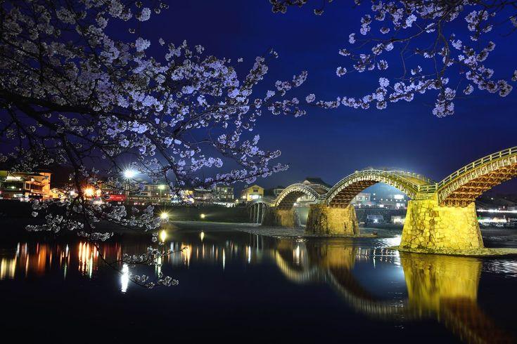 """日本人なら一度は渡りたい""""日本の橋"""""""
