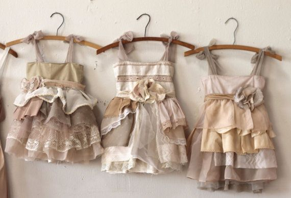 YES...I love these!!!  Custom AsA Flower Girl Dress Made to Order by ArmoursansAnguish, $88.00
