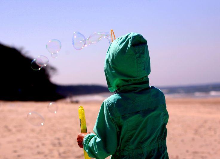 Childhood unplugged. #seaside #beach #baltic #poland #polska #polandtravel #seeuinpoland