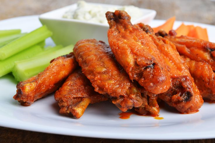 how to deep fry chicken wings