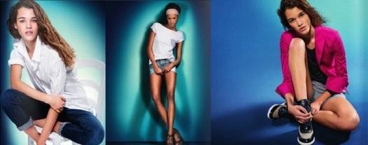 La collection Armani Jeans Printemps été 2013