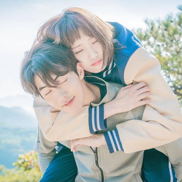 - Weighlifting Fairy Kim Bok Joo -  hands down my favorite couple on drama!