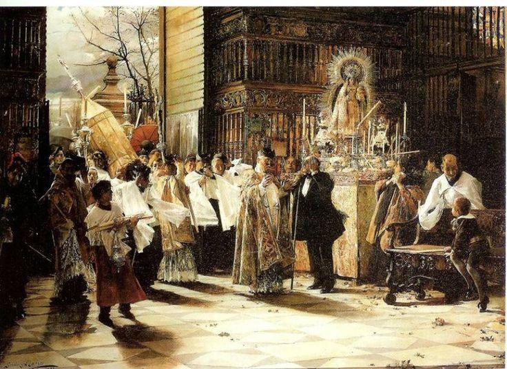José García Ramos - La anulación de la procesión