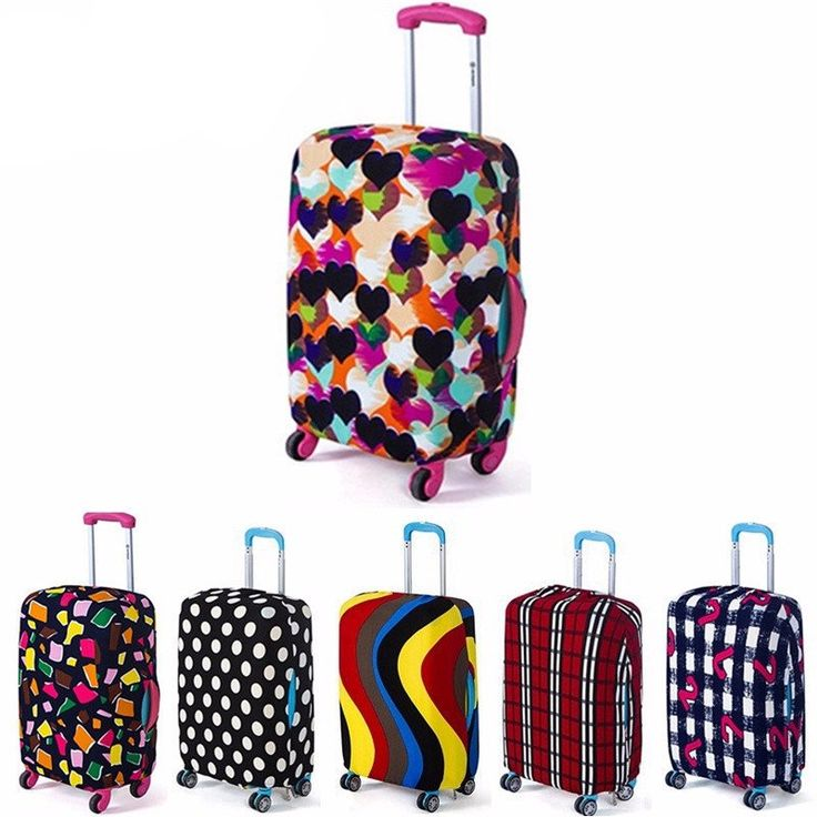 Travel Luggage Protective/Dust Cover