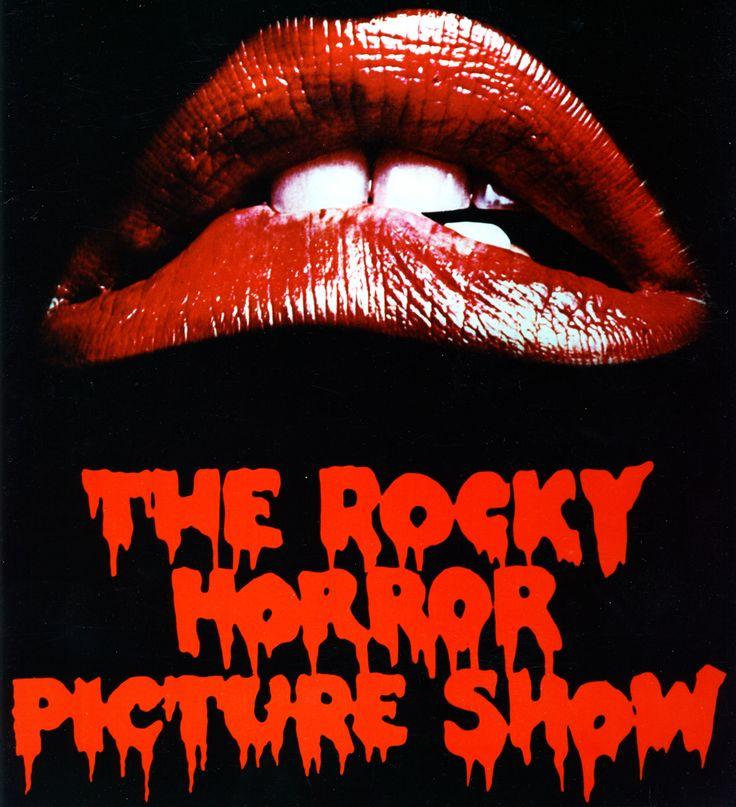 The Rocky Horror - Uno de los mejores y más locos films musicales que vi.
