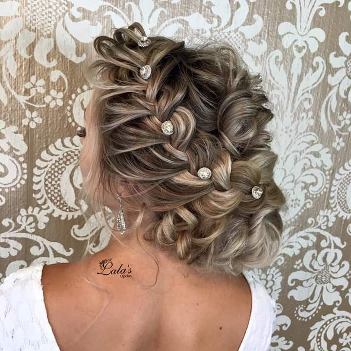 47 Messy Updo Hairstyles That You Can Wear Anytime, Anywhere  #anytime #anywhere #hairstyles ...