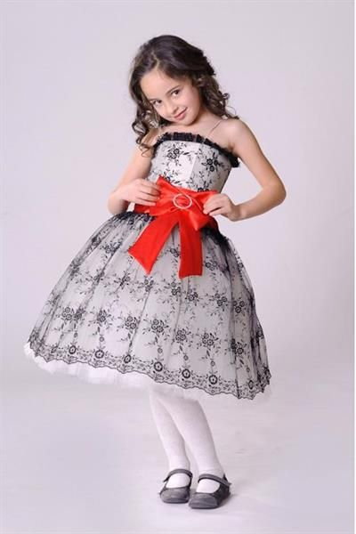 Где купить детское нарядное платье