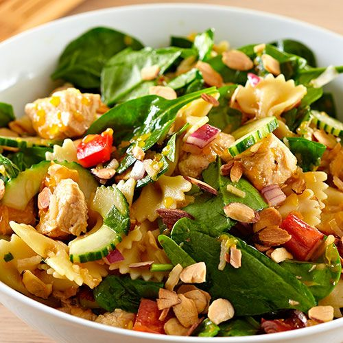 Mandarin+Pasta+Salad+-+The+Pampered+Chef®