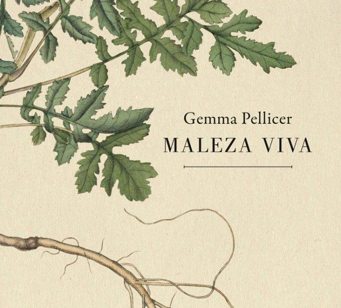 Libro de microrrelatos «Maleza viva», de Gemma Pellicer, una poética de la mutabilidad
